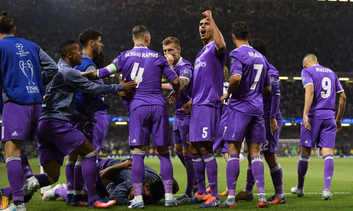 CHAMPIONS LEAGUE, DOMINIO REAL: LE MERENGUES BATTONO LA JUVENTUS E CONQUISTANO LA COPPA