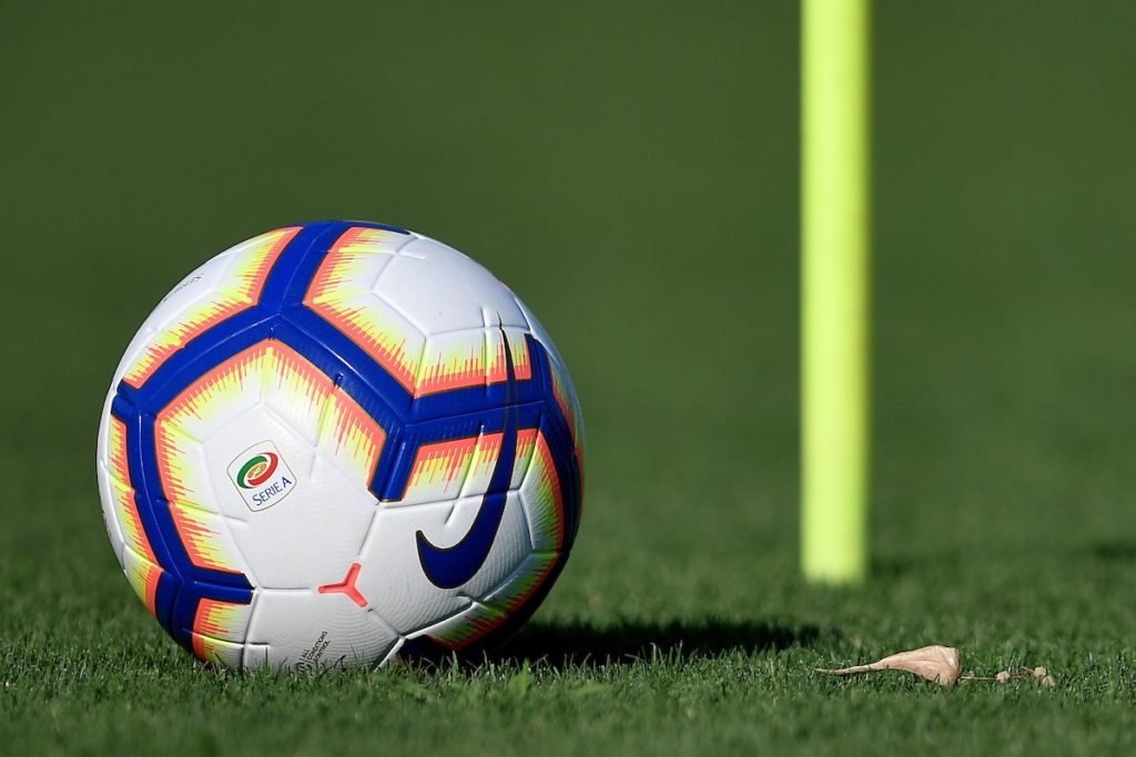 AS Roma pre season serie a pallone